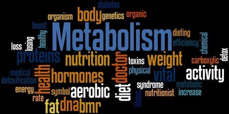 Repairing Your Metabolism tickets