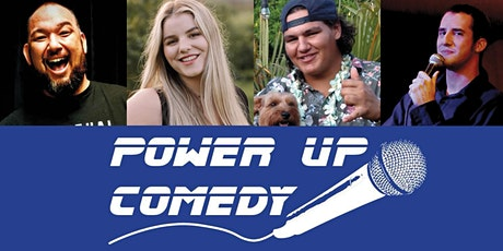 !Monday Funday! Power Up Comedy presents Stand Up Comedy! tickets