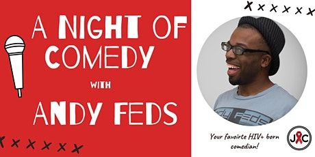 A Night of Comedy with Andy Feds tickets