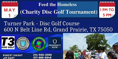 Feed the Hungry- Charity Disc Golf Tournament tickets