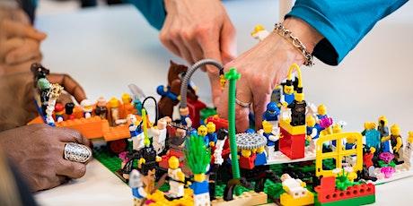 Certificación en el método LEGO® SERIOUS PLAY®. billets