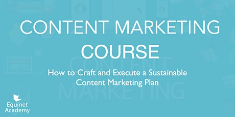 WSQ Content Marketing Strategy Course tickets