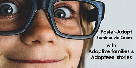Foster-Adoption Information Seminar via Zoom with Adoption Family Panel tickets