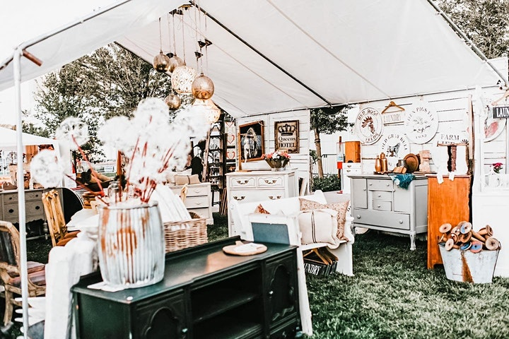 """Vintage Market Days® of NW Arkansas Spring Event """"Home Sweet Home"""" image"""