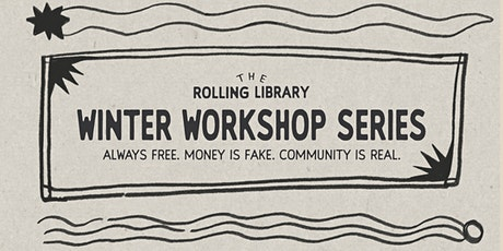 Watery Maps - A Writing Workshop tickets