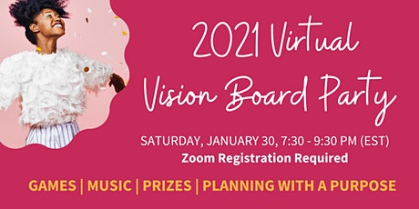 2021 Virtual Vision Party tickets