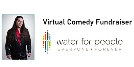 Virtual Comedy Fundraiser, PG13 tickets