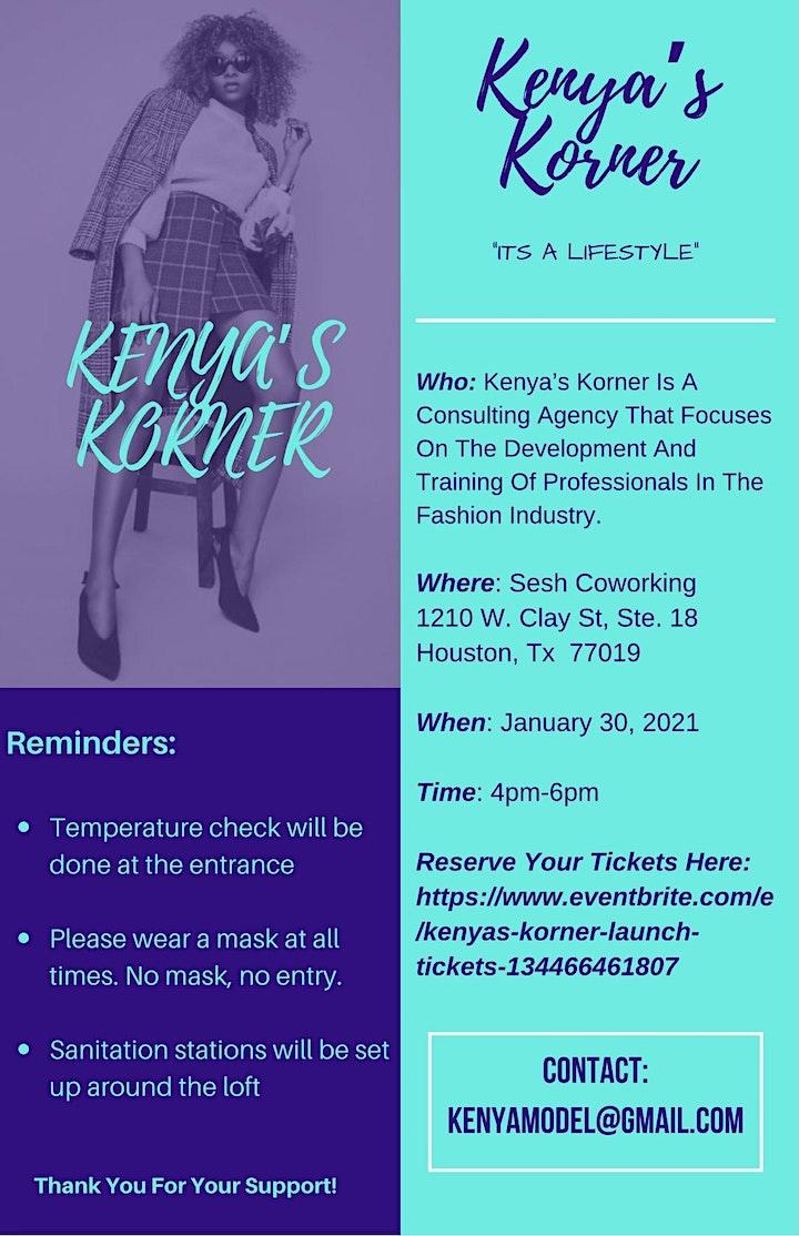 Kenya's Korner Launch image