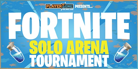 Fortnite Solo Arena Tournament tickets