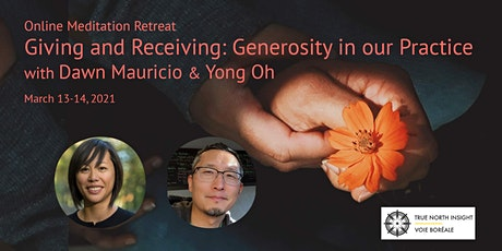 Giving and Receiving: Generosity in our Practice tickets