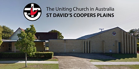 St David's  UC CP - 24 Jan 2021 at 8:30am - worship service tickets