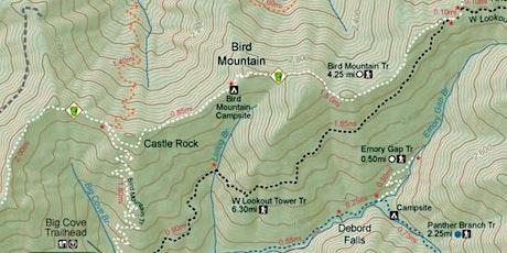 GWHTN Official Hike - Frozen Head - Bird Mtn. & North Bird Mtn. tickets