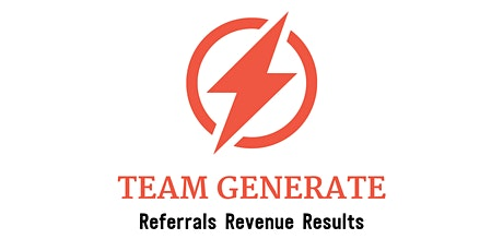 Team Generate Networking Meeting tickets