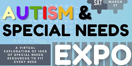 Autism & Special Needs Expo tickets