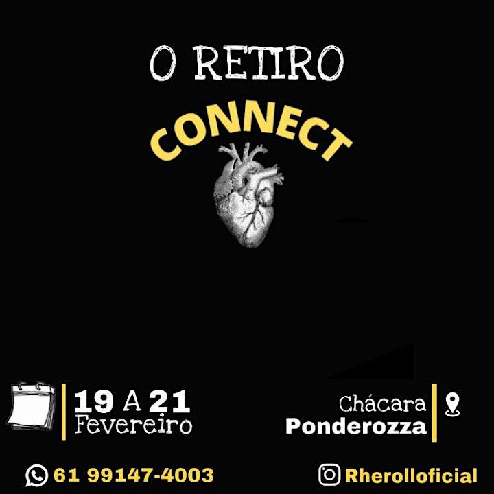 Imagem do evento O RETIRO CONNECT