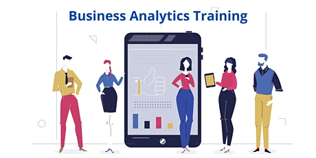 4 Weeks Only Business Analytics Training Course in Augusta tickets