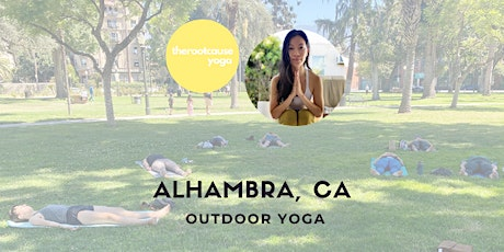 Outdoor Yoga - Vinyasa, Meditation and Breathwork guided by Kathy Chu tickets