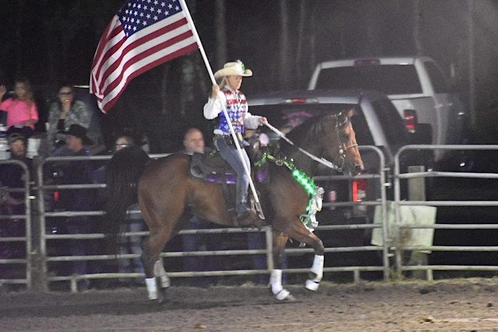 Stokes GSR Arena Bulls & Barrels image