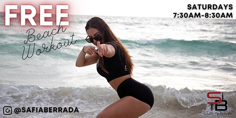 Free Beach Workout Saturdays tickets