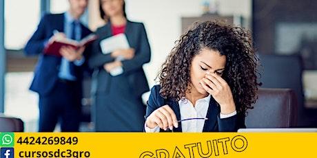 NOM 035 Factores de Riesgo Psicosocial boletos