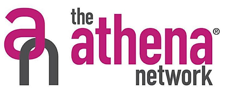 The Athena Network Basingstoke CENTRAL ONLINE Businesswomen's Networking image