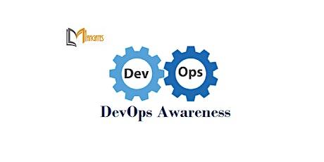 DevOps Awareness 1 Day Virtual Live Training in Dunedin tickets