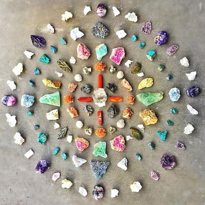 Crystal Course - A beginners guide to Healing Crystals. image