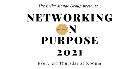 Networking on Purpose tickets