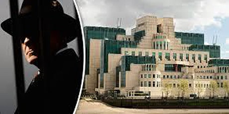 Secrets of MI6 – Zoom uncovering  of the secret state tickets