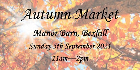Autumn Market tickets