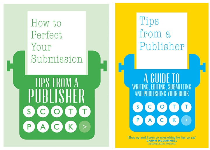 How to Perfect Your Submission to Agents and Publishers - with Scott Pack image