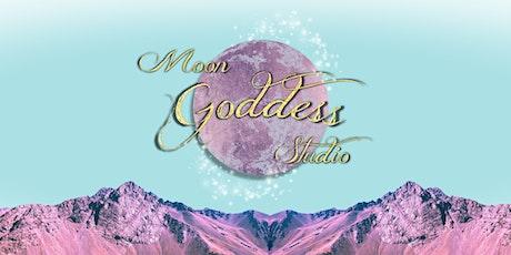 Full Moon - Meditate  & Paint Night w/Alycia tickets