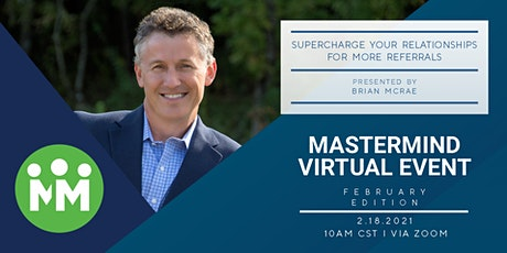 Mastermind Project—Virtual Event: February 2021 tickets