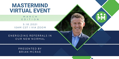 Mastermind Project—Virtual Event: March 2021 tickets