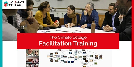 The Climate Collage Facilitation Training tickets