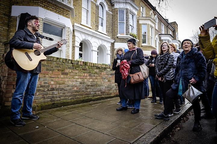 David Bowie's Brixton - A Virtual Musical Walking Tour image
