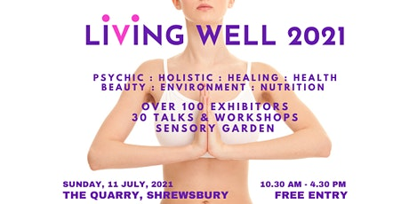 LivingWell 2021 tickets