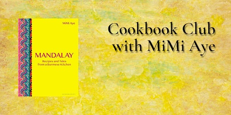 Cookbook Club with MiMi Aye tickets