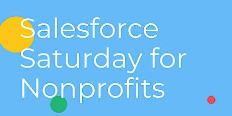 Salesforce Saturdays for Nonprofits entradas