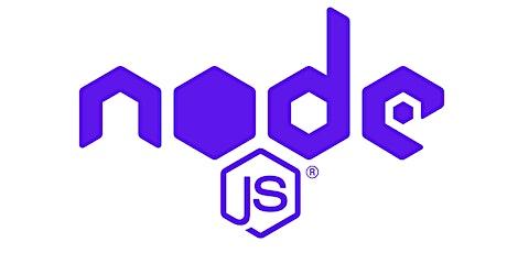 4 Weeks Only Node JS Training Course in Burlington tickets