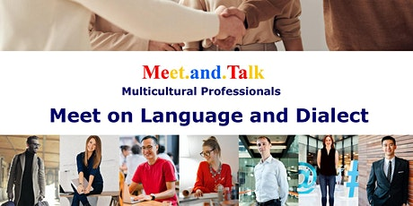 Meet on Language and Dialect Tickets