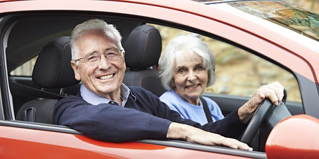 Virtual CarFit - Finding Comfort in Your Vehicle (Webinar) tickets