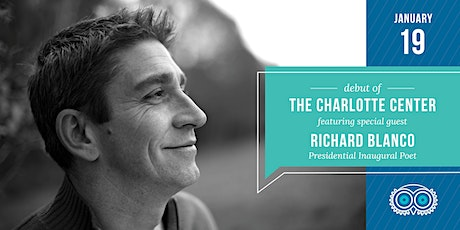 The Charlotte Center Debut  featuring poet Richard Blanco tickets