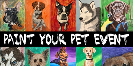 PAINT YOUR PET tickets