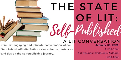 The State of LIT: Self-Published tickets
