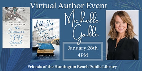 Virtual Author Event with Bestselling Author Michelle Gable tickets