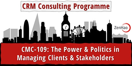 CMC-109: Successfully Managing Clients & Stakeholders (Summer 2021) tickets