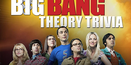 The Big Bang Theory Trivia Live-Stream tickets