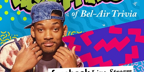 The Fresh Prince of Bel-Air Trivia Live-Stream tickets