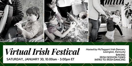 Virtual Irish Festival - January 30, 2021 tickets